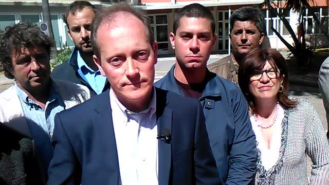 """Andora, la scuola di via Cavour a rischio crollo: ordinanza del sindaco """"per inagibilità statica"""""""