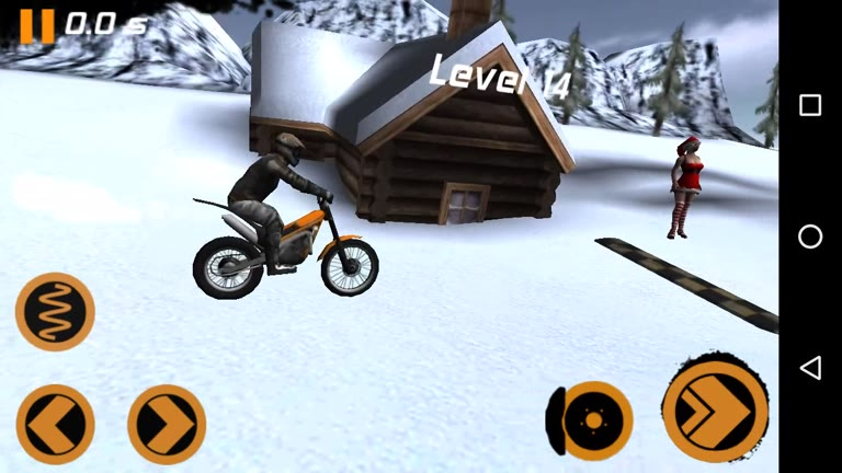 Android - Trial Xtreme 2: Winter Edition - Level 13 [Time] - 01:45.0 - Andrew Mee