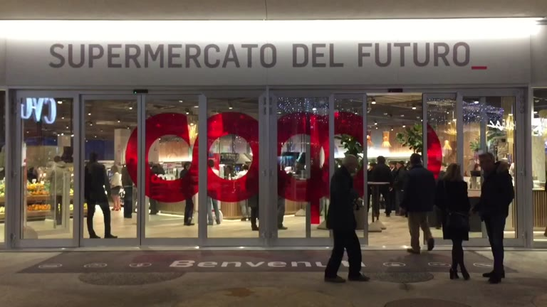 Video: Il Supermercato del futuro di Coop