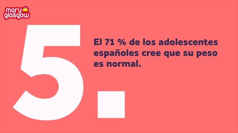 Salud y jóvenes españoles