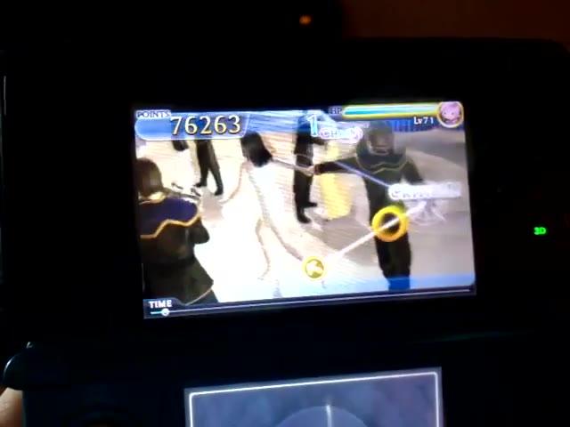 Nintendo 3DS - Theatrhythm Final Fantasy - Music Play - Challenge - Final Fantasy VIII - Waltz for the Moon - Expert Score - 9,654,999 - Rodrigo Lopes