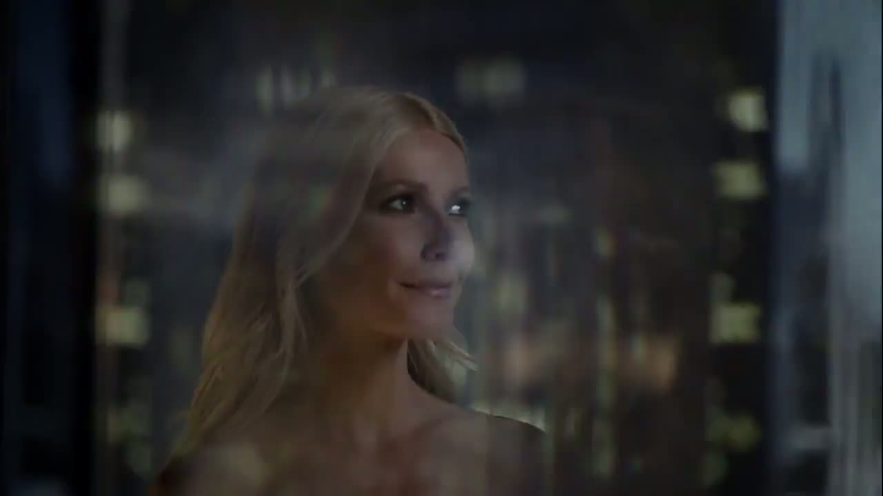 Gwyneth Paltrow's Hugo Boss fragrance campaign