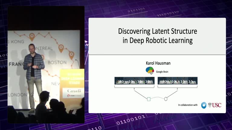 RE•WORK Deep Learning Summit, San Francisco, 2019