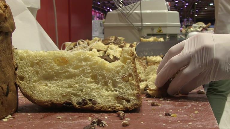 Video: Panettone e cioccolato per chiudere la festa di Iper