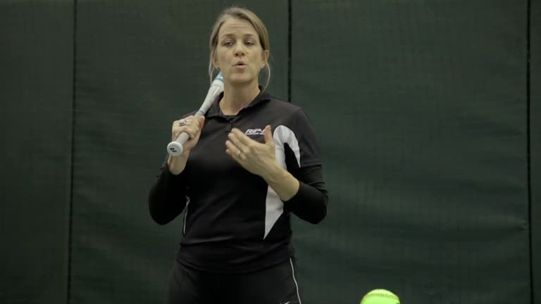 Fundamental Hitting Drills with Carie Dever-Boaz Video