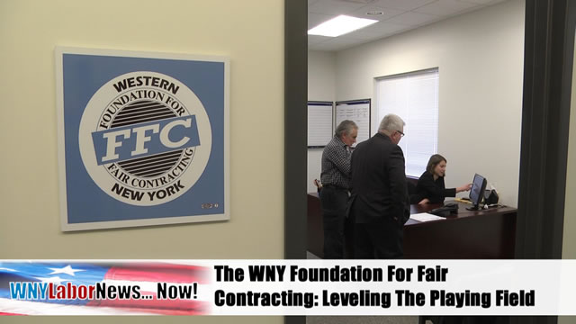 Western New York Labor News… NOW! - (March/April 2012 Edition) - Segment III