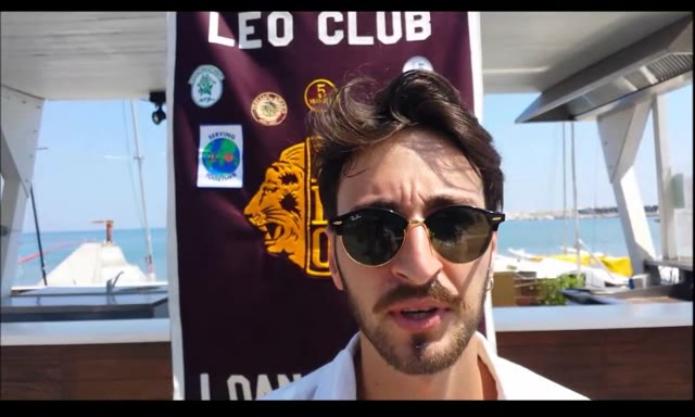 Loano, presentata la barca per disabili donata dal Leo Club
