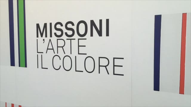 Video: La mostra di Missoni dal Maga a Londra