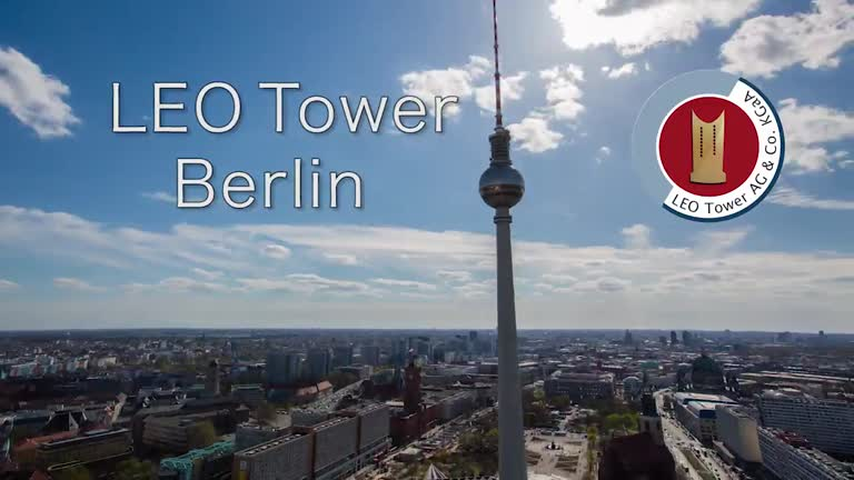 LEO Penthouse Berlin- Guided Tour