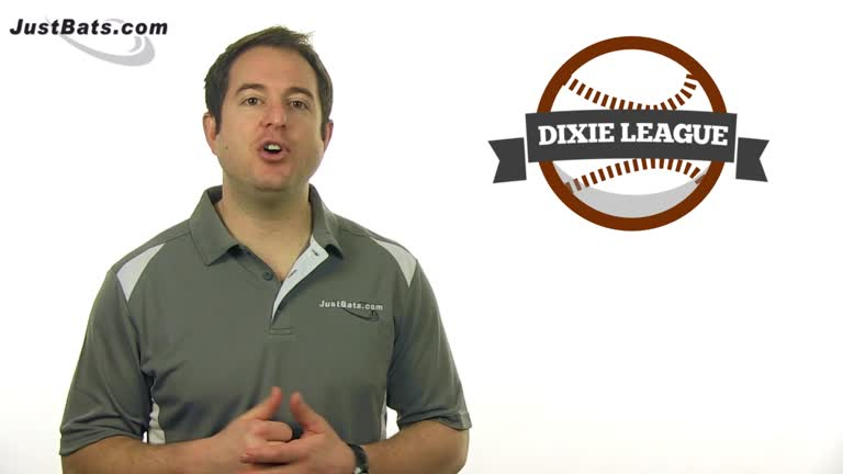 Dixie Baseball: Youth Bat Rules - JustBats.com Buying Guide Video