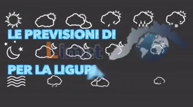 Video: Meteo Liguria, forte instabilità: prove tecniche d'autunno