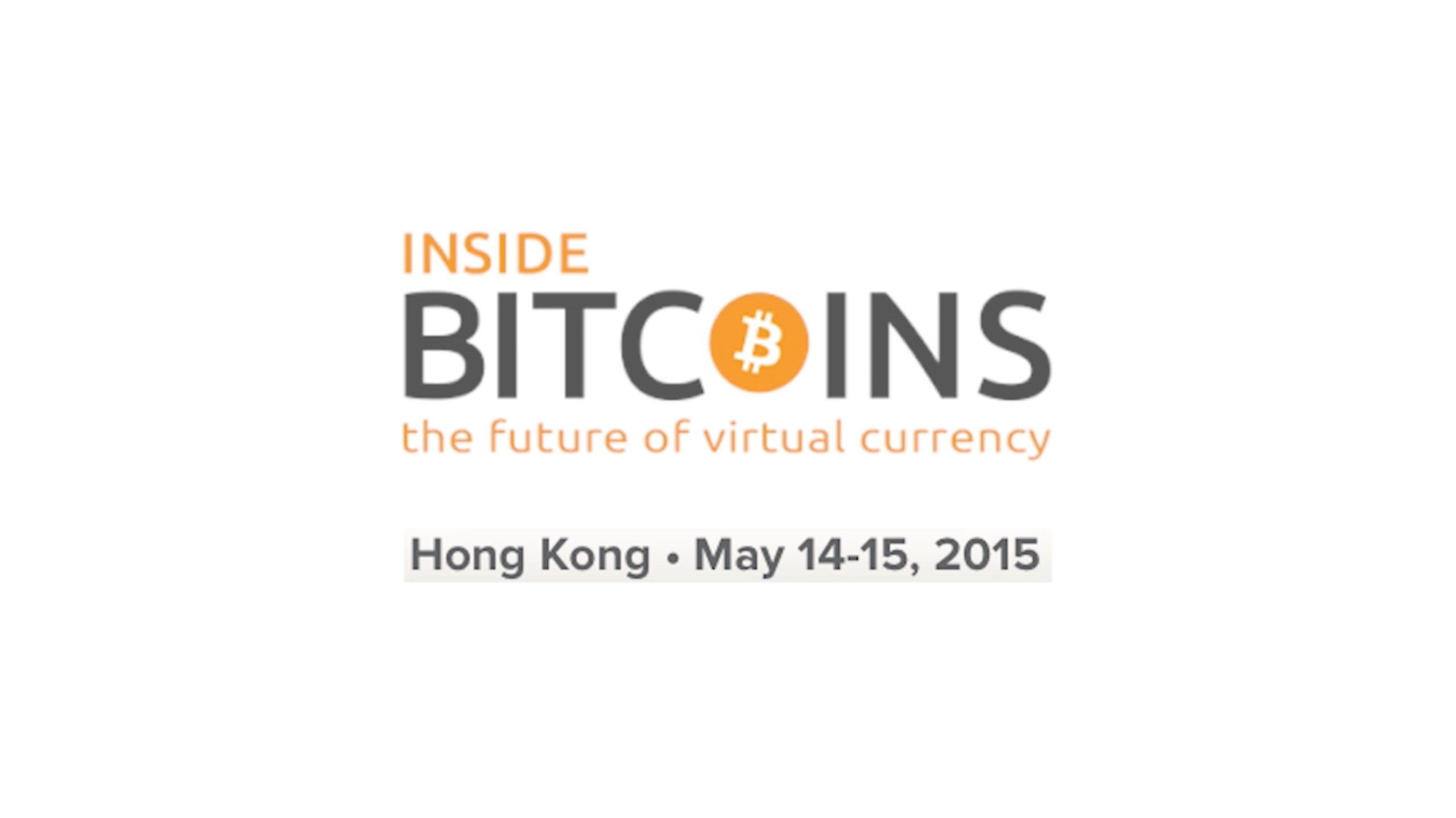 Bitcoin Conference, 14 May 2015, Hong Kong
