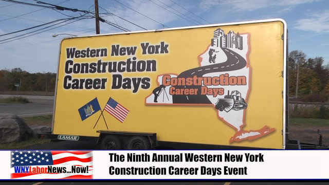 Western New York Labor News� NOW! - (October 2013 Edition) - Segment IV