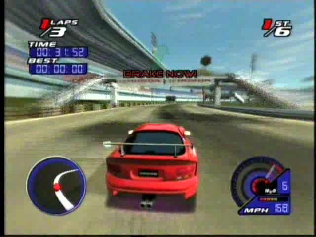 Xbox - Juiced - PAL - Arcade/Custom - Angel North Central - Route 1 [Race Time, 3 Laps] - 01:44.54 - Andrew Mee