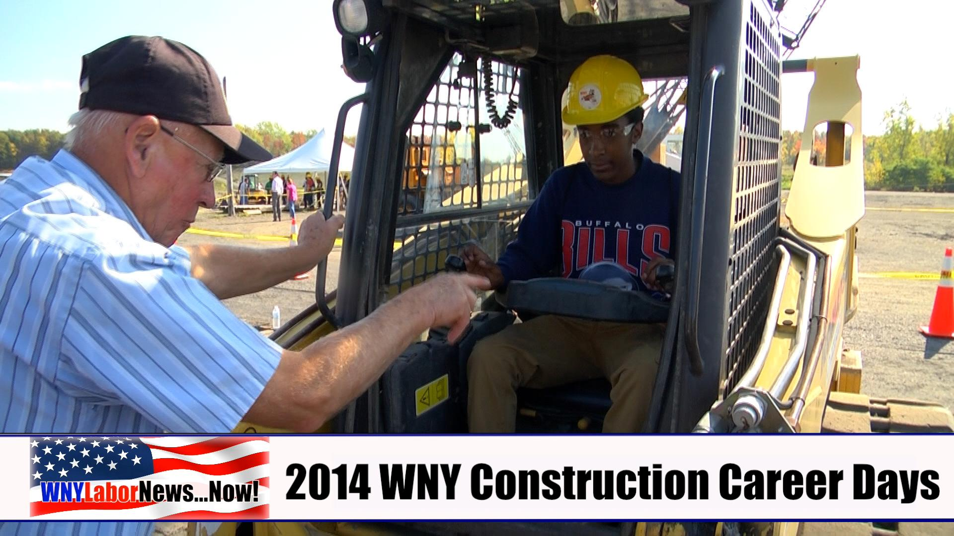 Western New York Labor News… NOW! - 2014 WNY Construction Career Days