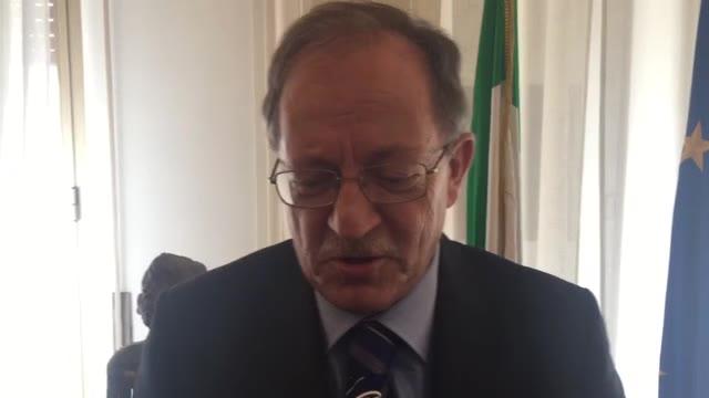 Video: Savona, il nuovo prefetto Manari si presenta