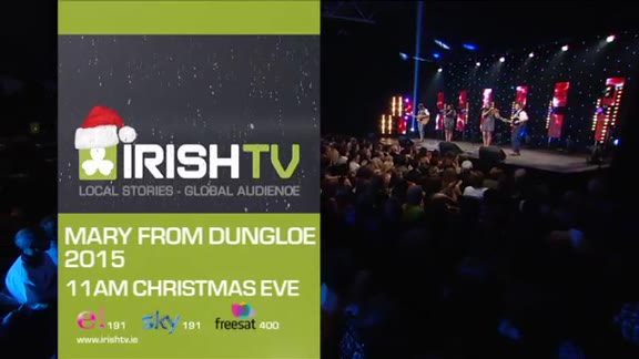 Mary From Dungloe 20Sec Promo
