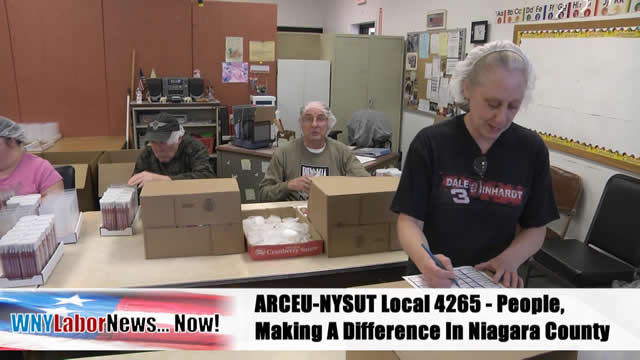 Western New York Labor News� NOW! - (May 2013 Edition) - Segment II