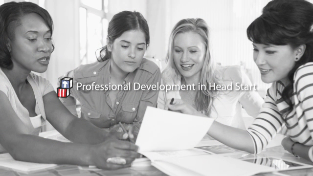 Desarrollo profesional en Head Start