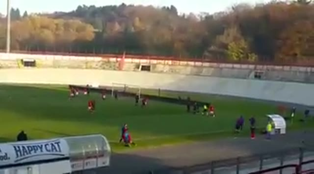 Video: Marrazzo, goooooooool!