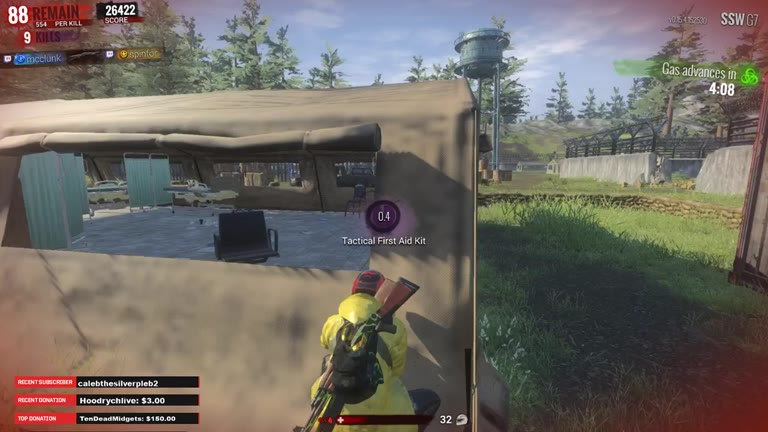 PC - H1Z1 - King of the Kill [Most Kills - All Weapons - Solo] - 24 - Dennis Lepore