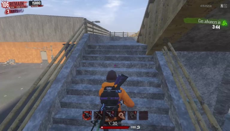 PC - H1Z1 - King of the Kill [Most Kills - All Weapons - Solo] - 21 - Hogne Krogsaether