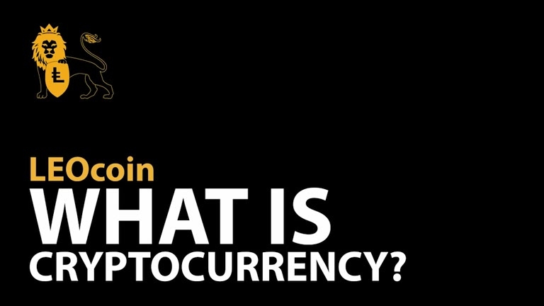 What is Cryptocurrency - English