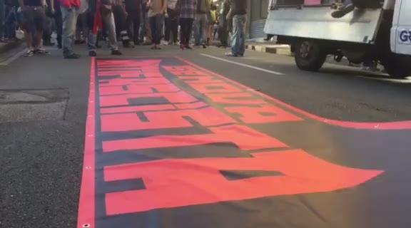 Sedi ultradestra, secondo corteo antifascista a Genova