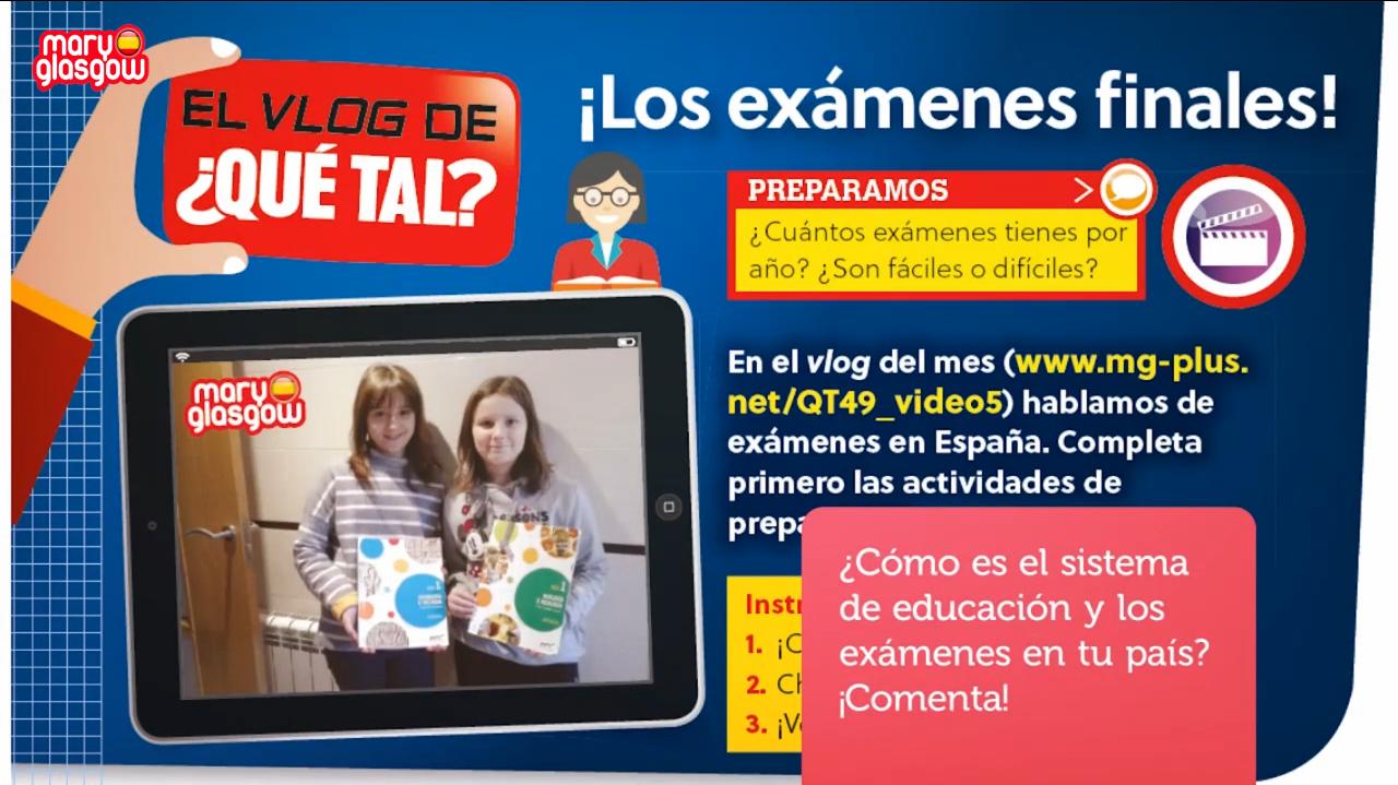 Vlog #5: educación y exámenes finales screenshot