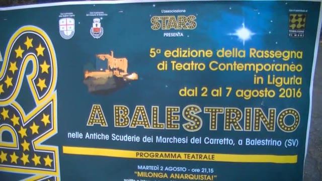 """La quinta edizione di """"Stars a Balestrino"""""""