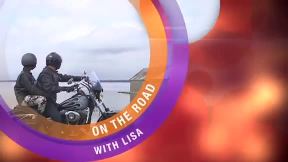 On the road with Lisa episode 1