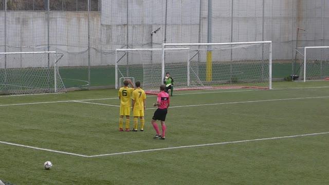 Juniores, Albissola-Savona: quattro calci da fermo