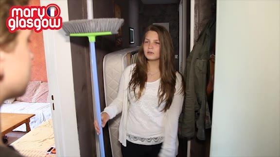 Les tâches ménagères, non merci !