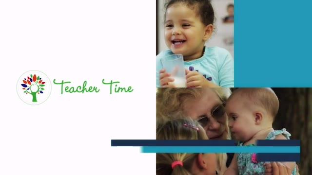 Episodio 2 de Tiempo para los maestros de bebés y niños pequeños