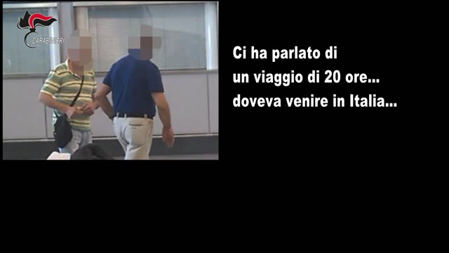 Video: Ndrangheta e cocaina, ventuno arresti