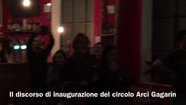 Video: Francesco Tosi presenta il Circolo Gagarin
