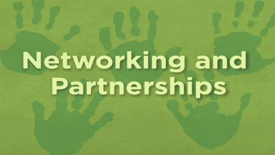 Lessons in Leadership: Chapter 6: Networking and Partnerships