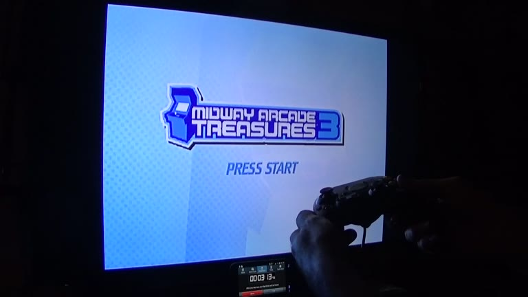 Xbox - Midway Arcade Treasures 3 - PAL - San Francisco Rush The Rock: Alcatraz Edition - The Rock [Fastest Race] - 04:34.43 - john brissie