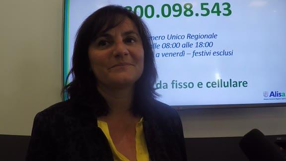 Esami e visite mediche, in Liguria il Cup diventa regionale
