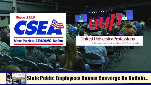 Western New York Labor News� NOW! - State Public Employees Unions Coverage On Buffalo