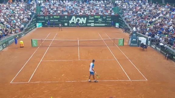 Aon Open Challenger: la vittoria di Lorenzo Sonego