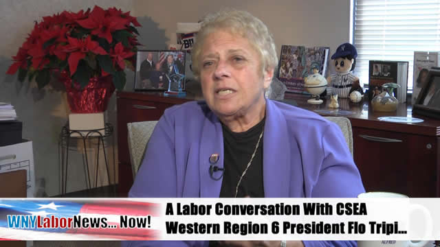 Western New York Labor News� NOW! - (February 2012 Edition) - Segment III