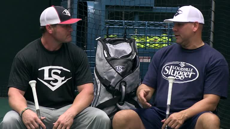 Louisville Slugger: Z-2000 vs Z-3000 Video