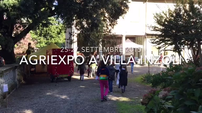 Video: Apre AgriExpo a Villa Inzoli