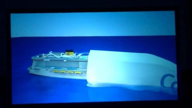 Video: Il porto di Savona sarà l'home port della nave da crociera più grande del mondo