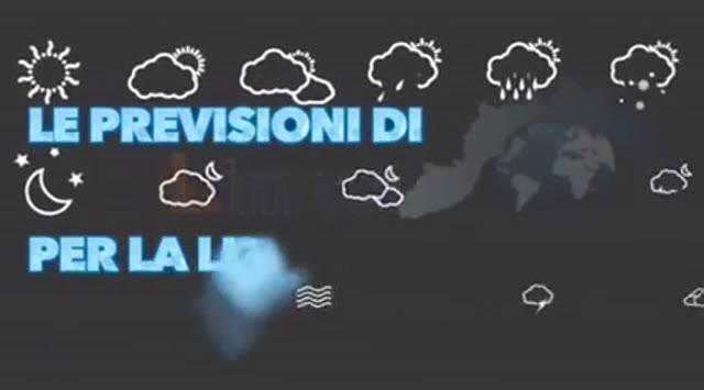 "Video: Meteo Liguria, ultimi ""ruggiti"" africani"