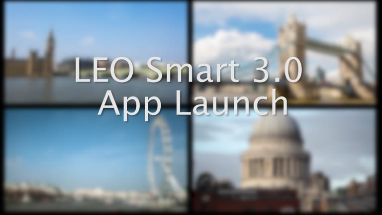 LEO SMART 3.0 APP LAUNCH EVENT - HIGHLIGHTS