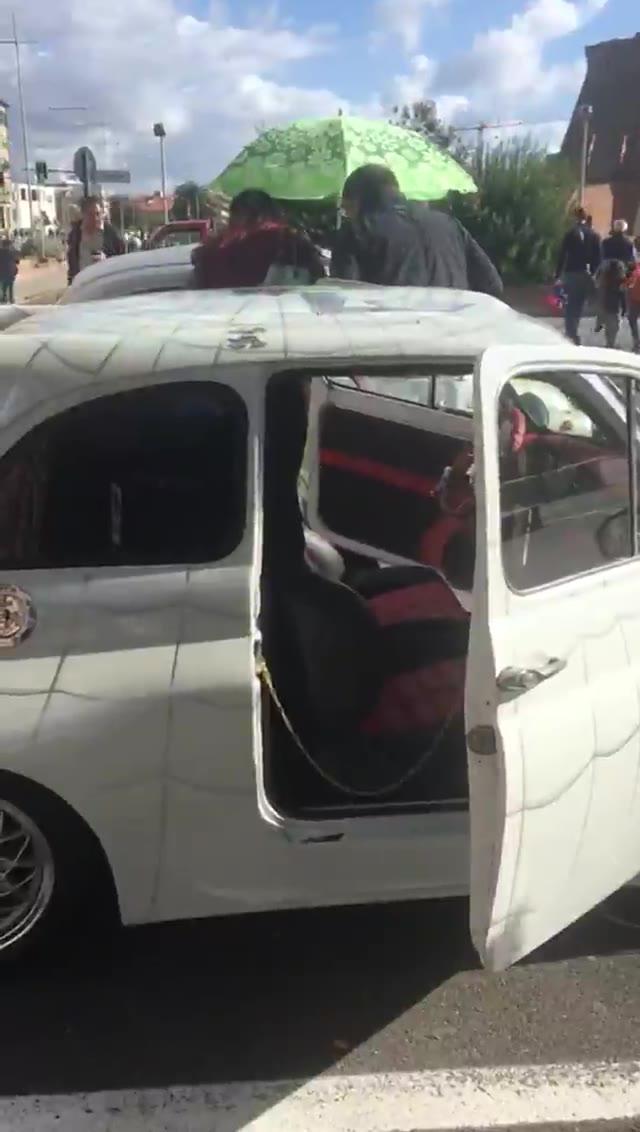 Osa Sport Show, l'esposizione di Fiat 500