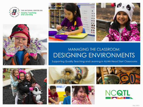 Managing the Classroom: Designing Environments