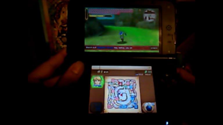 Nintendo 3DS - Hyrule Warriors Legends - Adventure Mode - Termina Map - F7 - Beware the Ghost's Blade! [Clear Time] - 02:40.0 - Matthew Felix